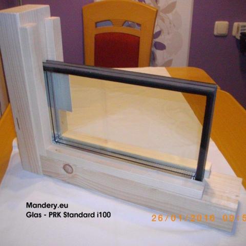 Aufbau einer PRK für Innenbereiche zum bauseitigen Oberflächenbehandeln