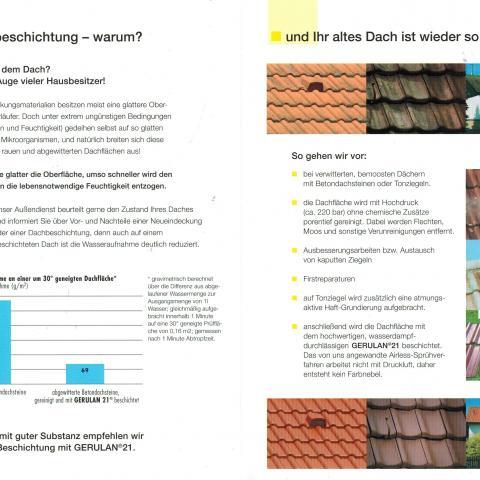 Informationen im Detail zu Dachbeschichtungen