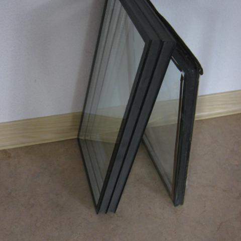 Glasaustausch erfolgt üblicherweise nur bei gleichem (Gewichts-) Aufbau