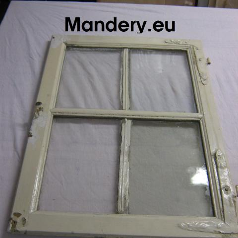 historisches Türfenster  nach- verkittet und gangbar gemacht