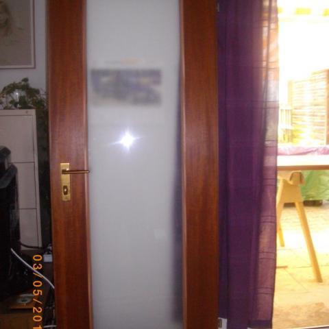 nachträglicher Lichtausschnitt in Zimmertür